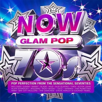 NOW Glam Pop 70s [4CDs] (2021) Full Albüm İndir