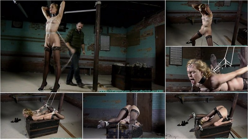 Ariel Anderssen - Slave Position Training For Ariel Anderssen [SD 480p]