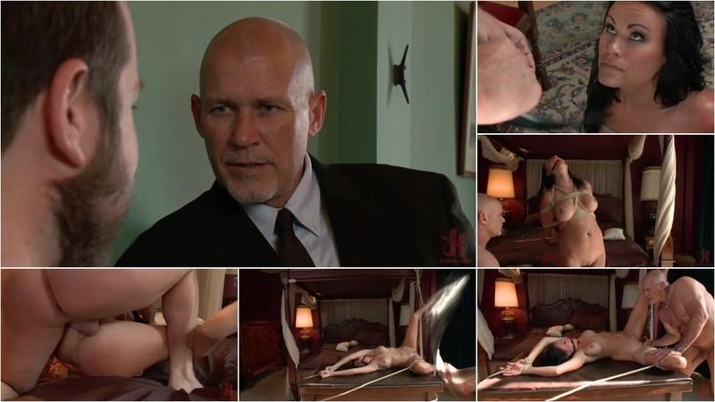 Mark Davis, Ashli Ames - Punishment: Coworker Gets Revenge on Submissive Brunette [SD 360p]