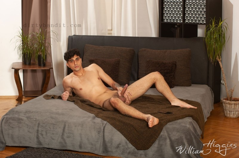 WilliamHiggins - Pavel Mabek: Erotic Solo (Jan 14)