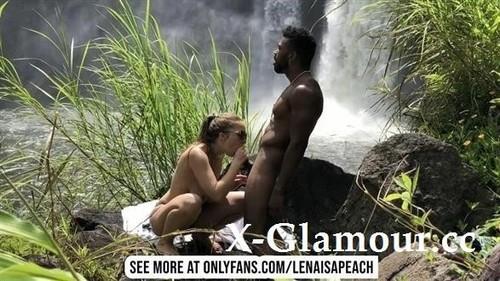 Hawaiian Waterfall Sex [FullHD]