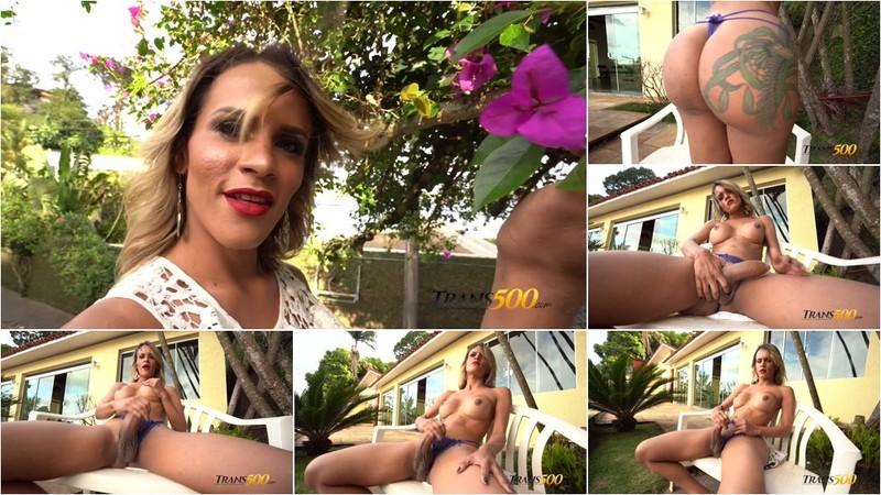 Ms.Bella Fernandes - Playtime with Ms.Bella Fernandes [HD 720p]