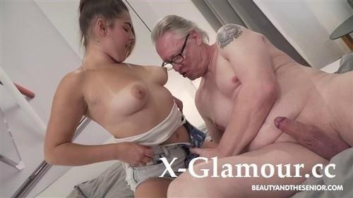 Serina Gomez, Hans - Beauty And The Senior [FullHD/1080p]