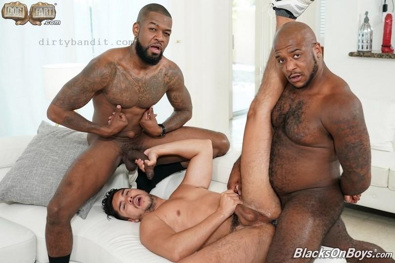 BlacksOnBoys - Adrian Suarez, Micah Martinez, Mr Cali (Nov 19)