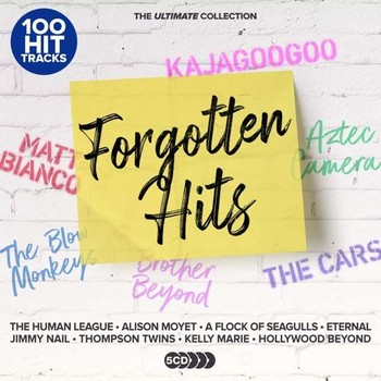 Forgotten Hits The Ultimate Collection [5CDs] (2021) Full Albüm İndir