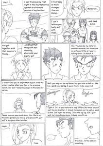 Thewritefiction Brotherly Love Gohan X Bra Dragon Ball Z