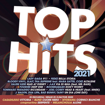Top Hits 2021 (2CD) (2021) Full Albüm İndir