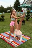 Katy Rose, Eveline Dellai - Lesbian Acrobatics (2021-01-17)