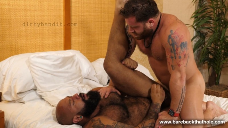 BarebackThatHole - Leo Forte & Riley Mitchel Bareback (Jan 20)