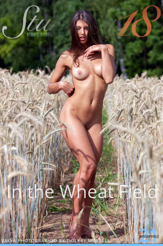 Valya - In the Wheat Field  (2021-01-22)