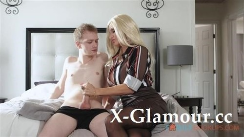 "Brittany,rews in ""Big Tit Blonde Milf Brittany Andrews Gets Railed By Her Stepson During The Pandemic"" [FullHD]"