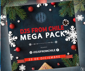 mega pack dj from chile