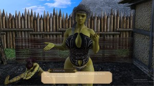 Orc's Quest: A dick girl's tale - [InProgress New Version 0.2] (Uncen) 2021