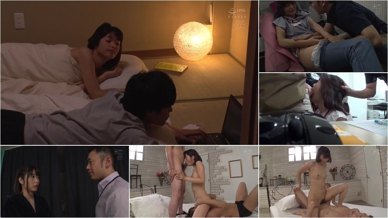Kawakami Nanami - She Applied At A Porn Label To Work The Cameras, But Before She Knew It This Married MILF Assistant Director Was The Star Of The Show Herself [HD 720p]