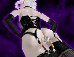Goddess of Corruption - Final by LuciferSynd