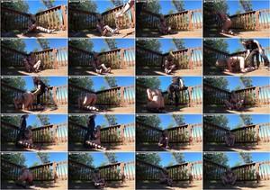 [Bondagelife] - Rachel Greyhound, Sasha Darling - Deck time damon (2021 / HD 720p)