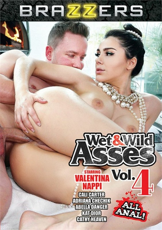 Wet And Wild Asses 4 (2021)