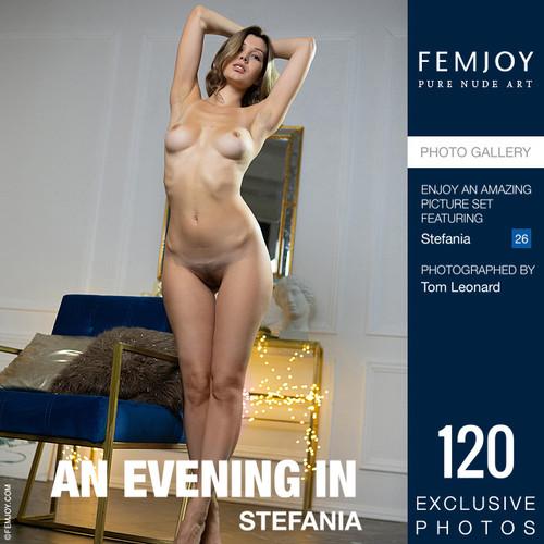 Stefania in An Evening In (2021-02-02)