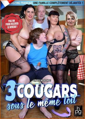 3 Cougars Sous Le Meme Toi - 720p / HD