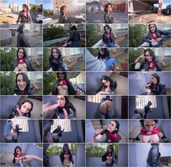 [KissCat] - Kiss Cat - Cum On Me Like A Pornstar - Public Agent PickUp Student On The Street And Fucked (2021 / FullHD 1080p)