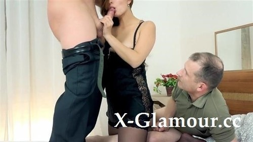 """Salma in """"Submissive Cuckolds 2019-04-27"""" [HD]"""