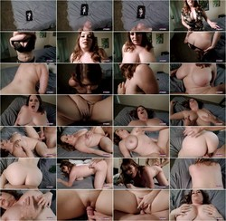 [LukeLongly] - Maggie Green - Step Mom with Huge Tits Catches Step Son Jerking Off to Porn (2021 / FullHD 1080p)