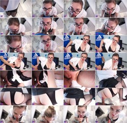 [MissFantasy] - Unknown - Secretary likes to work remotely with her boss (2021 / FullHD 1080p)