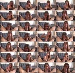 [Madeincanarias] - Madeincanarias - Extreme sloppy deepthroat with the best busty girlfriend (2021 / FullHD 1080p)