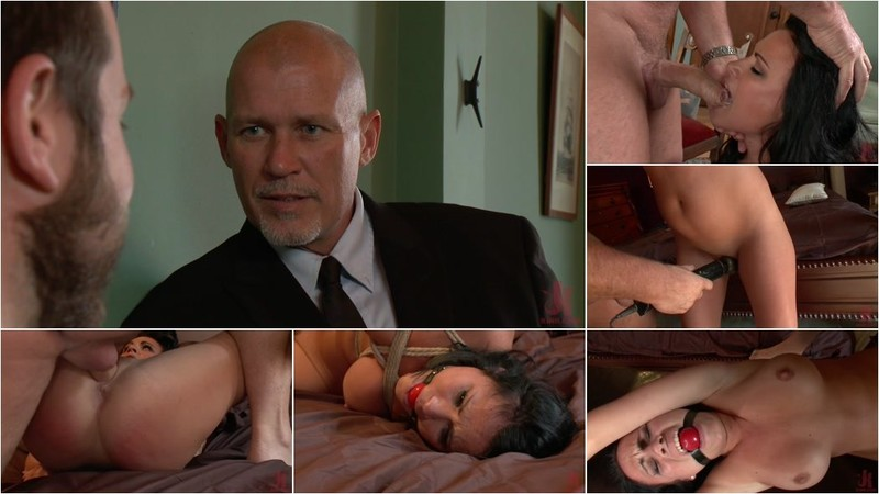 Mark Davis, Ashli Ames - Punishment: Coworker Gets Revenge on Submissive Brunette [HD 720p]