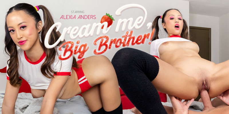 Alexia Anders Cream Me Big Brother Oculus Quest 2 Vive