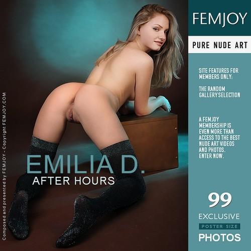Emilia D - After Hours (x99)