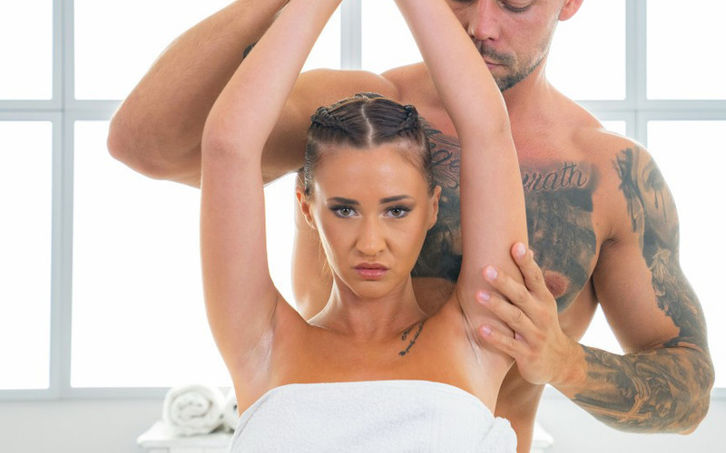 Mina Moreno - Sexy Senorita Given Sensual Thrills - Watch XXX Online [FullHD 1080P]