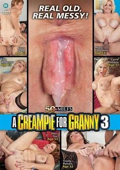 A Creampie For Granny 3