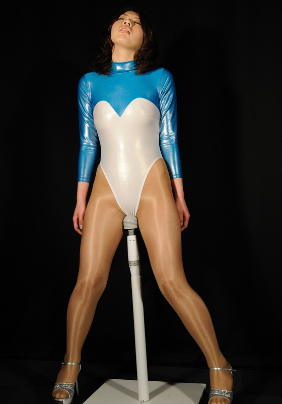 japan model Hidaka Satsuki leotards & magic wand album