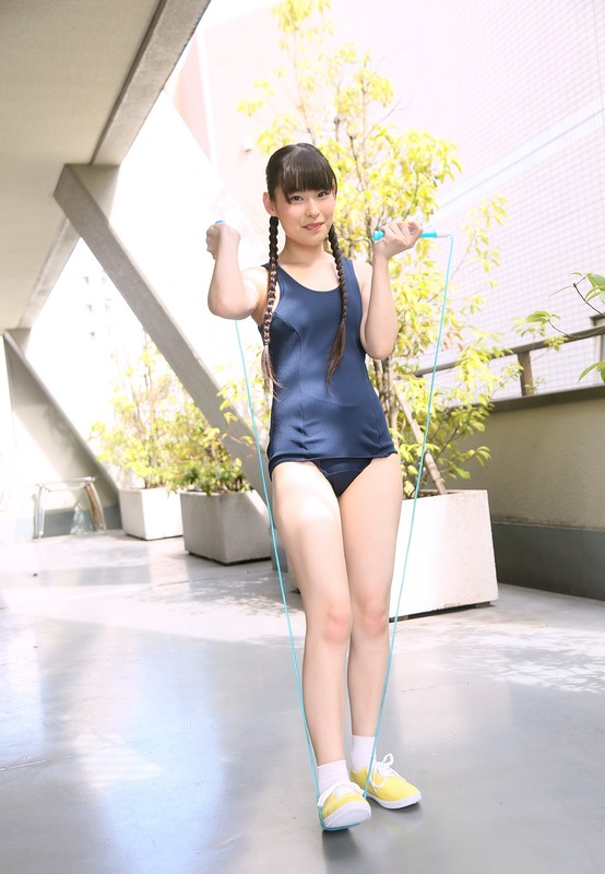 japan model Yuzuna Aida swimsuit fetish gallery