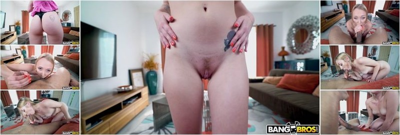 Athena May - Hot Blowjob From Blonde With Braces (FullHD)