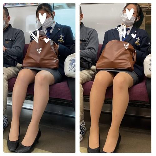 長編シリーズ371 美人女子大生の対面エロ過ぎるパンスト美脚