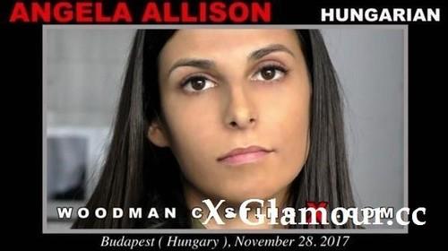Angela Allison - Casting X 183 (SD)