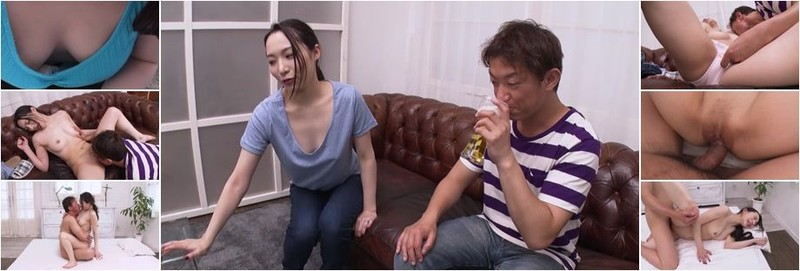 Kichikawa Ren - Floating bra beautiful wife I met at the garbage dump and rich vaginal cum shot SEX! (FullHD)