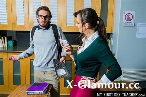Lexi Luna - Lexi Luna Gives Student A Testosterone Boost By Wrapping Her Pussy Around His Cock [SD/360p]