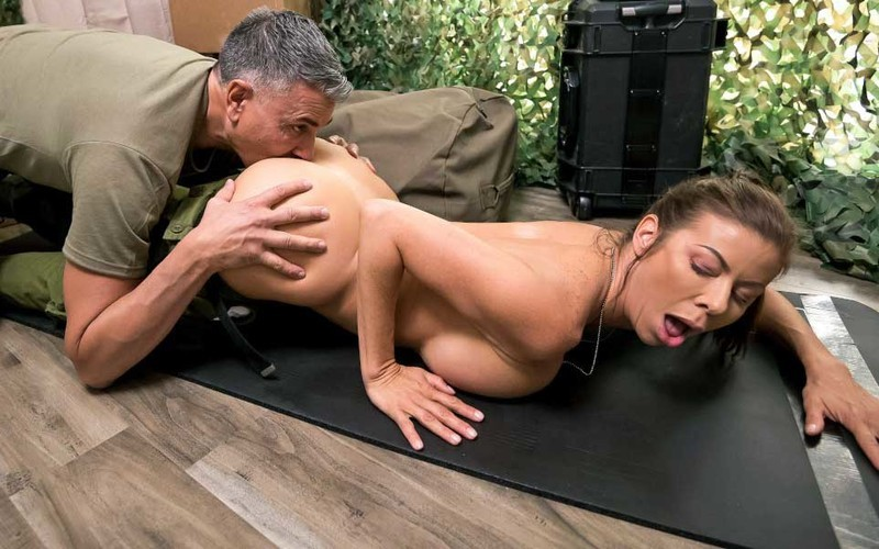 Alexis Fawx - Sand And Sweat: Part 2 [FullHD 1080P]