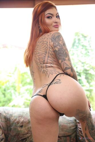 LegalPorno - Rachel Miranda gets her first DAP in hot threesome YE065