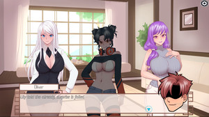 My Step Sisters - [InProgress Final Version (Full Game)] (Uncen) 2021