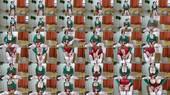 Cum Sit On Santa's Lap - Mrs Mischief Femdom Milf Strap On POV - Mrs Mischief