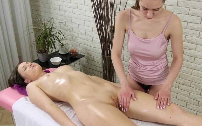 Adelyn Abbe - Virgin massage [FullHD 1080P]