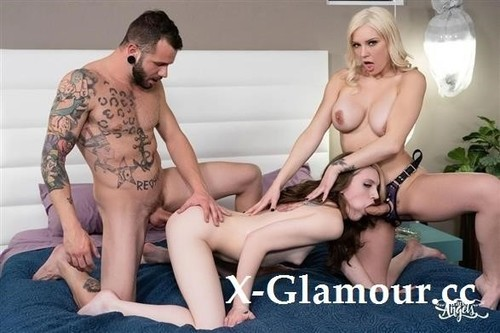 Izzy Wilde, Kenzie Taylor, Johnny Hill - Why Not Have Both ? (HD)